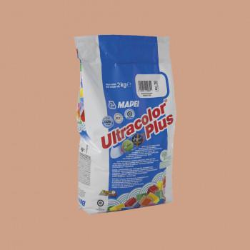 Затирка Ultracolor Plus 258 цвет бронзовый производства Mapei весом 2 кг