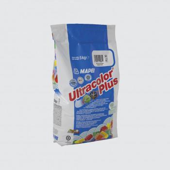 Затирка Ultracolor Plus 111 цвет светло-серый производства Mapei весом 5 кг