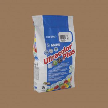 Затирка Ultracolor Plus 135 цвет золотистый песок производства Mapei весом 5 кг