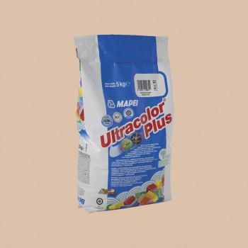 Затирка Ultracolor Plus 138 цвет миндаль производства Mapei весом 5 кг