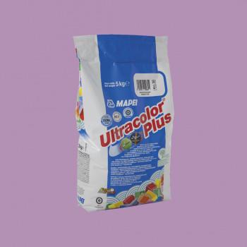 Затирка Ultracolor Plus 162 цвет фиолетовый производства Mapei весом 5 кг
