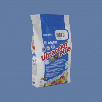 Затирка Ultracolor Plus 172 цвет небесно-голубой производства Mapei весом 5 кг