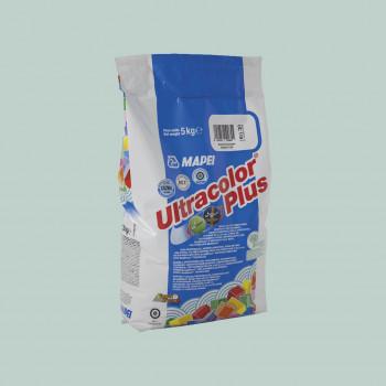 Затирка Ultracolor Plus 180 цвет мята производства Mapei весом 5 кг