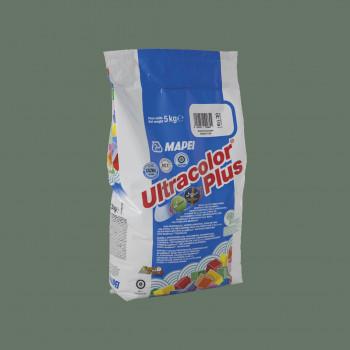 Затирка Ultracolor Plus 260 цвет оливковый производства Mapei весом 5 кг
