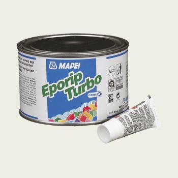Eporip Turbo эпоксидный клей для ремонта производства Mapei весом 508 гр