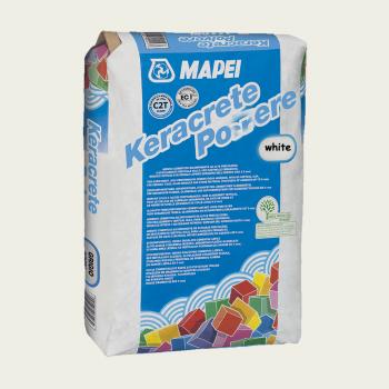Keracrete Powder сухая часть белый производства Mapei весом 25 кг