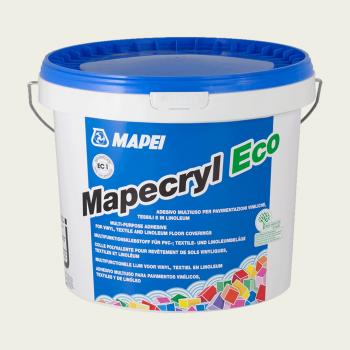 Mapecryl Eco клей для напольных покрытий производства Mapei весом 16 кг