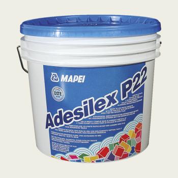 Adesilex P22 клей для плитки цвет белый производства Mapei весом 12 кг