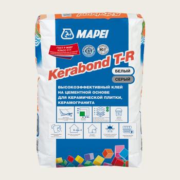 Kerabond T-R клей для плитки серыйпроизводства Mapei весом 25 кг