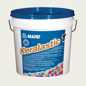Keralastic T клей для плитки белый производства Mapei весом 10 кг