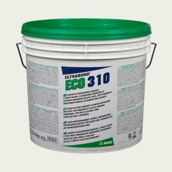 Ultrabond Eco 310 клей для линолеума производства Mapei весом 16 кг