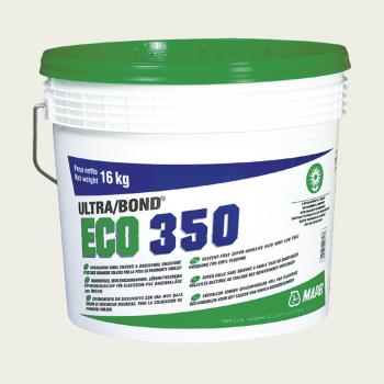 Ultrabond Eco 350 клей для линолеума производства Mapei весом 16 кг