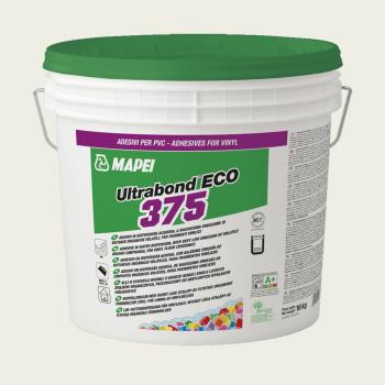 Ultrabond Eco 375 клей для линолеума производства Mapei весом 16 кг