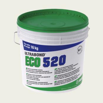 Ultrabond Eco 520 клей для линолеума производства Mapei весом 16 кг