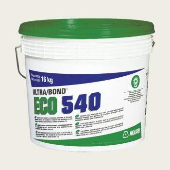 Ultrabond Eco 540 клей для линолеума производства Mapei весом 16 кг