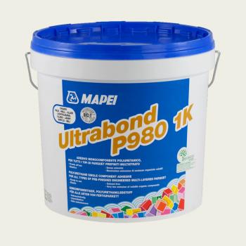 Ultrabond P980 1K клей для плитки производства Mapei весом 15 кг