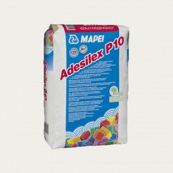 Adesilex P10 клей для мозаики белый производства Mapei весом 25 кг