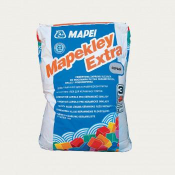 Mapekley Extra клей для плитки серый производства Mapei весом 25 кг