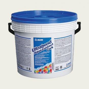 Ultrabond Aqua-Contact Cork производства Mapei весом 5 кг