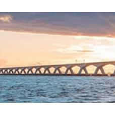 Применение краски Elastocolor Waterproof на мосту Zeelandbrug