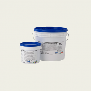 Mapecoat I 650 WT эпоксидная керамическая краска производства Mapei весом 15 кг