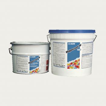 Mapecoat W эпоксидная краска производства Mapei весом 10 кг