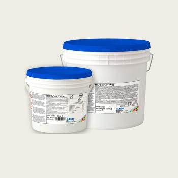 Mapecoat W эпоксидная краска производства Mapei весом 20 кг