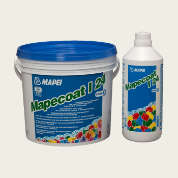 Mapecoat I 24 эпоксидная краска производства Mapei весом 5 кг