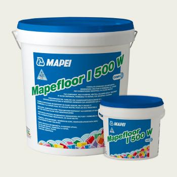 Mapefloor I 500 W эпоксидный состав производства Mapei весом 26 кг