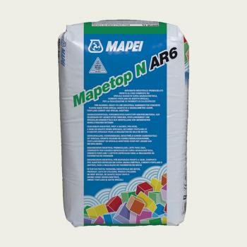 Mapetop N AR6 топпинг цвет светло-зеленый производства Mapei весом 25 кг