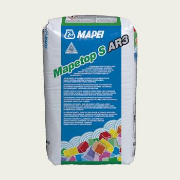 Mapetop S AR3 топпинг цвет цементно-серый производства Mapei весом 25 кг