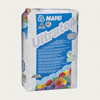 Ultratop самовыравнивающая стяжка производства Mapei весом 25 кг