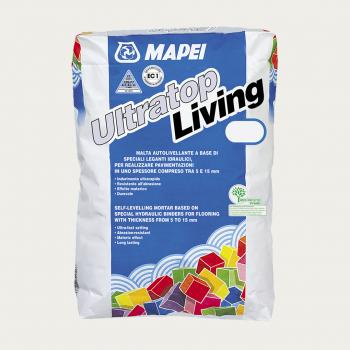 Ultratop Living самовыравнивающая стяжка 25 кг