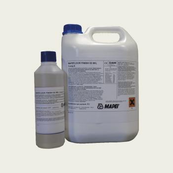 Mapefloor Finish 53 W/L покрытие производства Mapei весом 5,5 л