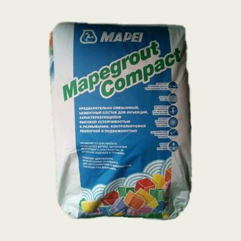 Mapegrout COMPACT ремонтный состав производства Mapei весом 20 кг