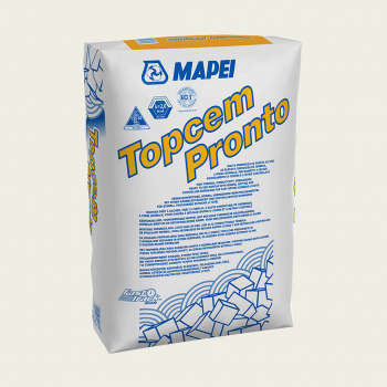 Topcem Pronto полусухая стяжка производства Mapei весом 25 кг