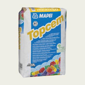 Topcem полусухая стяжка производства Mapei весом 20 кг