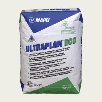 Ultraplan ECO ровнитель для пола производства Mapei весом 23 кг