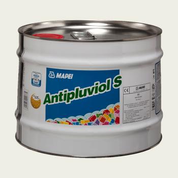 Antipluviol S водоотталкивающая пропитка производства Mapei весом 5 кг