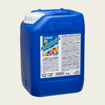 Antipluviol водоотталкивающая пропитка производства Mapei весом 5 кг
